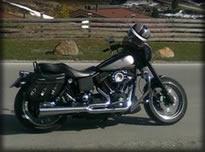 Harley Davidson Dyna Sport