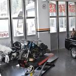 Mountain Choppers Werkstatt03