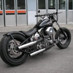 Mountain Choppers Umbauten Shovelhead 20