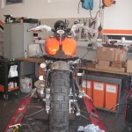 Mountain Choppers Umbauten Shovelhead 11