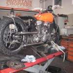 Mountain Choppers Umbauten Shovelhead 13
