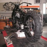 Mountain Choppers Umbauten Shovelhead 26