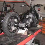 Mountain Choppers Umbauten Shovelhead 31