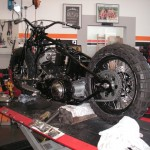 Mountain Choppers Umbauten Shovelhead 33