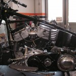 Mountain Choppers Umbauten Shovelhead 34