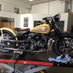 Mountain Choppers Umbauten Shovelhead 43